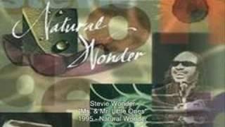 Watch Stevie Wonder Ms. & Mr. Little Ones video