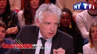 """Bertrand Cantat """"pas un ASSASSIN"""" pour le juge qui l'a libéré -  Quotidien du 21 mars 2018"""