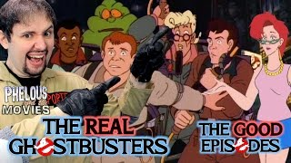 The Real Ghostbusters: The Good Episodes - Phelous