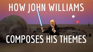 Star Wars: How John Williams Composes a Theme