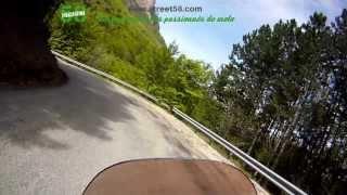 Roadbook moto Drôme : les 3 becs