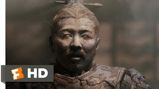 The Mummy: Tomb of the Dragon Emperor (4/10) Movie CLIP - The Dragon Emperor Resurrected (2008) HD