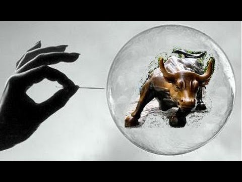 US Stock Bubble, Or Gold & Bitcoin? - Economic Crisis News 2015-04-24 @CrushTheStreet