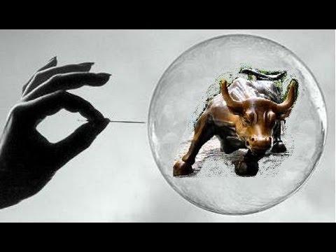 US Stock Bubble, Or Gold & Bitcoin? - Economic Crisis News 2015-04-24 @CrushTheStreet