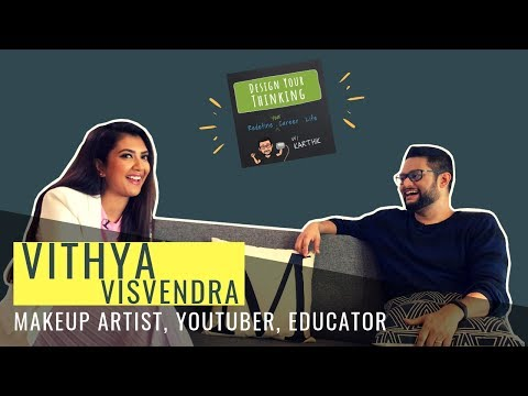 Discovering Your Passion - An Interview with Vithya Visvendra, Hair and Makeup Artist