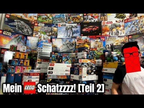 Noch länger: meine komplette LEGO Sammlung [Teil 2]!