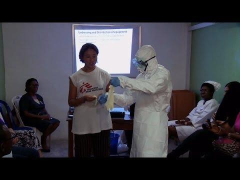 How Nigeria has succeeded in containing Ebola