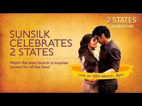 Sunsilk celebrates 2 States