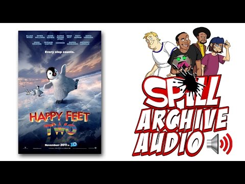 'Happy Feet 2' Spill Audio Review