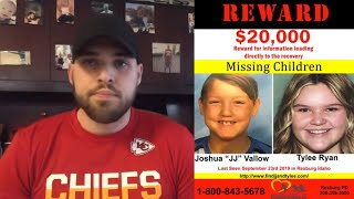 Brother of Missing Idaho Siblings Pleads for Mom's Help