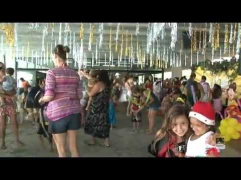 Baile De Carnaval Infantil 2012 - Pampulha Iate Clube: 01 04 video