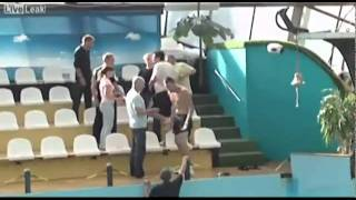 From Russia with Yakkity Sax (Russian Oceanarium Brawl).flv