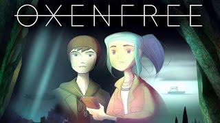 Oxenfree – Game Movie (All Cutscenes / Story Walkthrough) 1080p HD