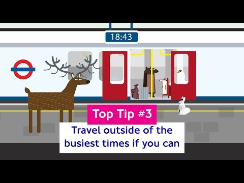 Top Tip #3: Travel outside of the busiest times if you can