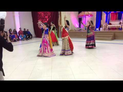 2016 Best Bollywood Indian Wedding Dance Performance