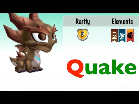 How I Breed Epic QUAKE DRAGON   Waterfall vs War Dragon In Sanctuary 2