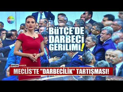 "Meclis'te ""Darbecilik"" tartışması!"