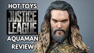Hot Toys Justice League Aquaman Review