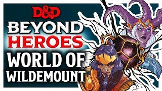 World of Wildemount | D&D Beyond Heroes | Episode 9