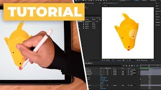 How to Animate Your Drawings with After Effects ✍️