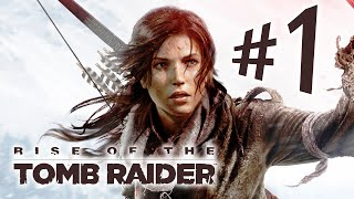 Rise of The Tomb Raider - Parte 1: Lara Croft ( ͡° ͜ʖ ͡°) [ Xbox One - Playthrough PT-BR ]
