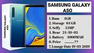 Samsung Galaxy A5O - Exynos 9610, Triple Camera, Android Pie |The Killer!!