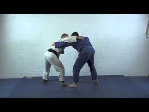 Throws: Kata Guruma (Fireman's Carry) with Matt D'Aquino Image 1