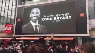 People gather to remember Kobe Bryant   10News WTSP