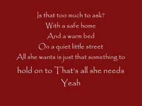 If i Could Be Like That lyrics
