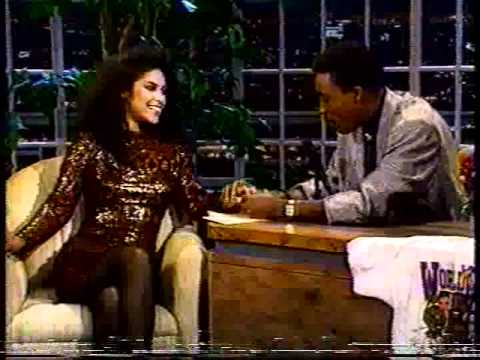 Arsenio Hall Interview with Vanity 6 (1987)