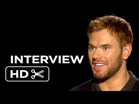 The Legend Of Hercules Interview - Kellan Lutz (2014) - Hercules Movie HD