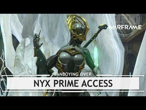 Warframe: Обзор Никс Прайм - YouTube