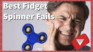 Best Fidget Spinner Fail Compilation [2017] (TOP 10 VIDEOS)