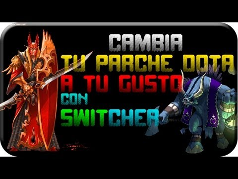 Como Descargar y Usar el Switcher. para cambiar de parches a Warcraft(DOTEROS) xD
