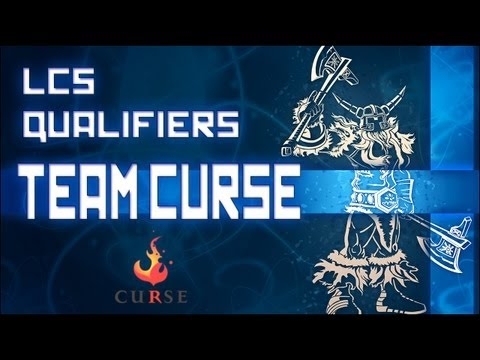 LCS 2013 - Team Curse - Voyboy - Season 3 Secured [ LzP ][ HD ]