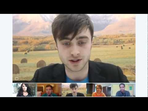 Daniel Radcliffe LIVE CHAT w/ The Trevor Project