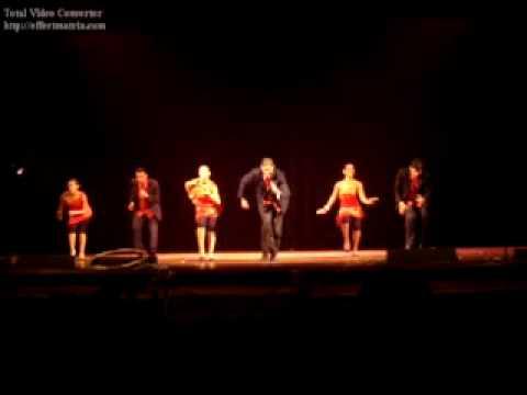 coreografia cristianas Pisadas del Maestro Dance Conpetition