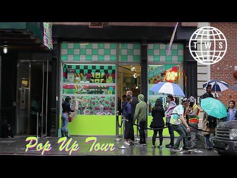Arizona Iced Tea, Pop Up Tour Full Length