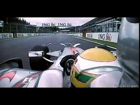 Formula 1 - Lewis Hamilton - End of an Era
