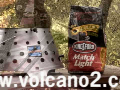 Volcano Cook Stove The best device to have in any emergency!