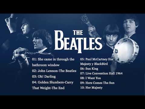 The Beatles  Abbey Road Full Album  Best Of The Beatles