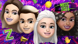 Call to the Wild Memoji 🐺| Music Video | ZOMBIES 2 | Disney Channel