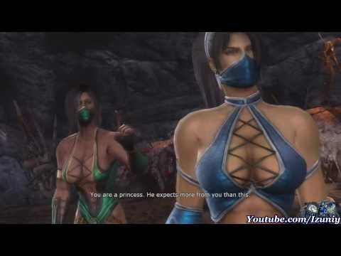 Mortal Kombat 3  Characters  TV Tropes