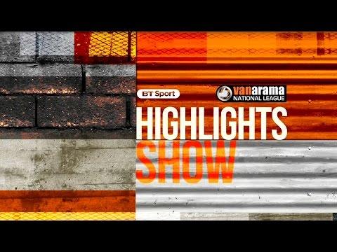 National League Highlights: Game Week Three | BT Sport