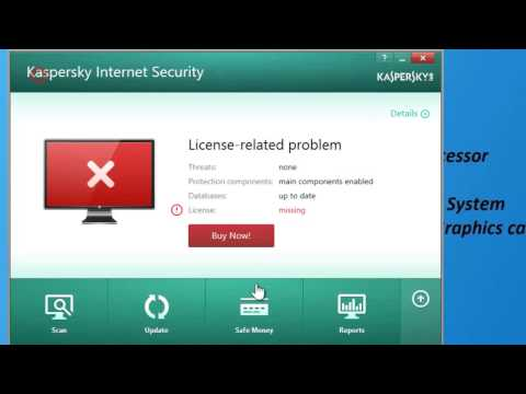 Kaspersky Internet Security 2014 KIS 2014 Activation تفعيل كاسبر 2014