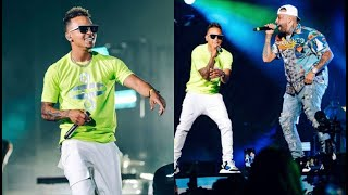 Download lagu OZUNA - Amor Genuino en Vivo | TE ROBARE junto a Nicky Jam | Miami 2019.