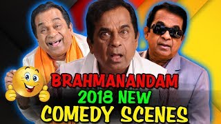 Brahmanandam 2018 New Comedy Scenes | South Indian Hindi Dubbed Best Comedy Scenes