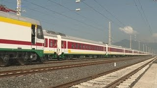 Sebeta measo-dewele Electric line Expansion of Railway Project
