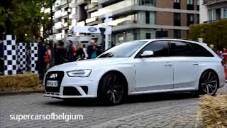 Audi RS family - LOUD SOUNDS (rs4, rs5, rs6, rs7, tt-rs, rs6 v10)