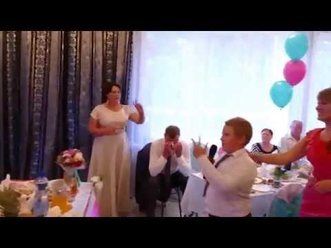 Поздравление брата и отца на свадьбе видео
